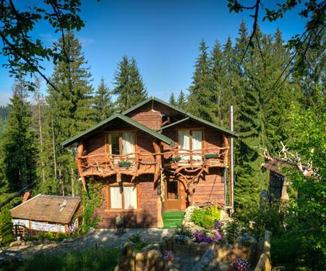 Rooms for rent Bukovel